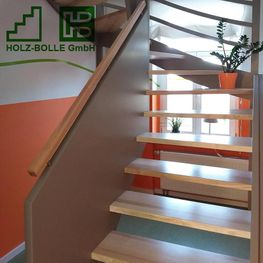 Holz Bolle GmbH Holztreppe